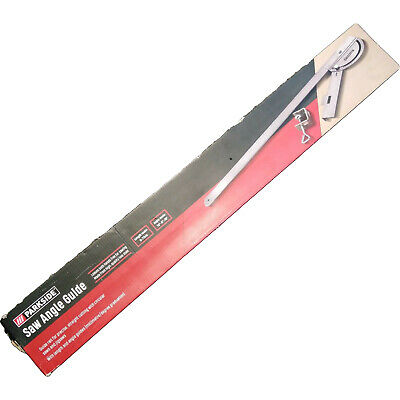 Parkside Saw Angle Guide Rail Steel 0-77cm 70°-0°-70° • 19.99£