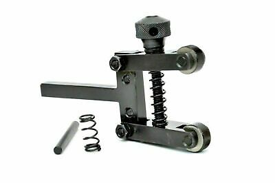 Spring Loaded Clamp Type Knurling Tool 2  Inches Capacity 3/8  Shank • 36.99£