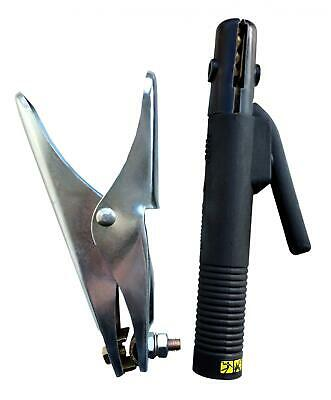 ARC MMA Welding Electrode Rod Holder And Earth Clamp 400 Amp Kit • 10.29£