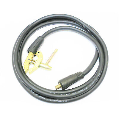 Welding Earth Leads And Electrode Leads • 35£
