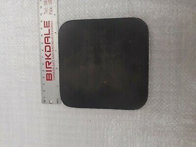 RUBBER Square 130mm X 10 Mm X5 • 4£