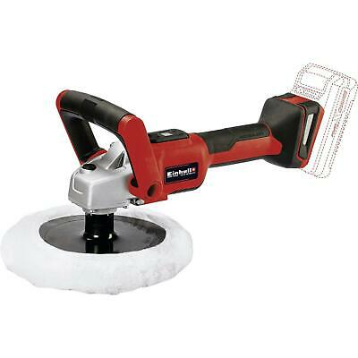 Einhell Cordless Handheld 2in1 Polishing & Sanding Machine, Rechargeable Battery • 102.31£