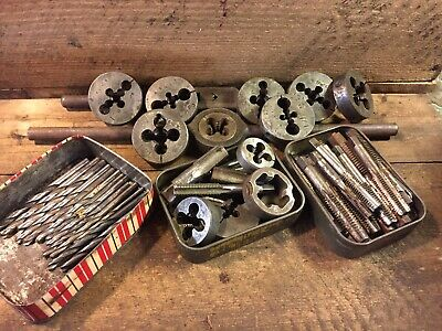 A Collection Of Imperial Taps & Dies • 25£