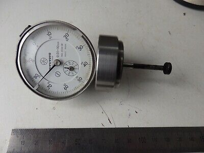 Mitutoyo Dial Gauge No 2046 - 08. Scale 0.01 To 10 Mm • 25£
