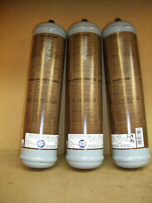 Co2 Disposable Mig Welding Gas Cylinders 390g X 3 + Free Express Delivery • 37.99£