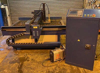 WANTED Any CNC Industrial Plasma Cutting Tables & Laser Cutters • 7,500£