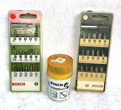 Bosch Hex Screwdriver Sets • 9.95£