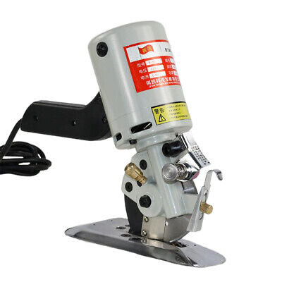 90mm Blade Electric Cutter Cloth Leather Card Blanket Sewing Cutting Machine • 70.03£