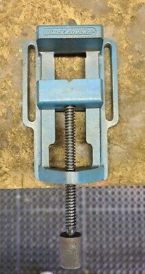 Black And Decker Pillar Drill Vice OILED AND READY FOR USE • 22£