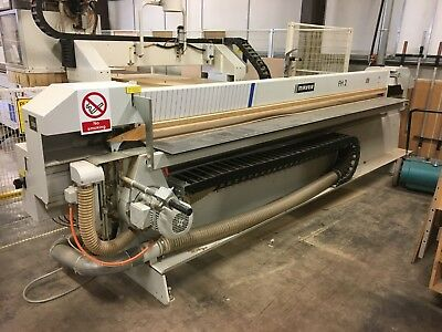 Mayer Veneer Saw FH2 Circular Saw For Veneer With Milling Trimming £8,200 +VAT  • 9,840£