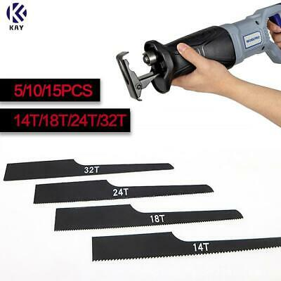 Pneumatic Tool Bimetallic Reciprocating Air Body Saw Blade Wood Fiberglass 14-32 • 13.74£