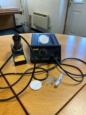 Pace St 75 Desolder Station With Sx 80 Hand Piece And Stand Tested Working • 195£