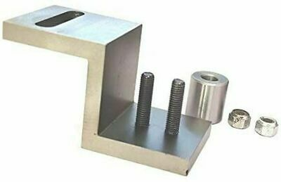 Z Type Caste Iron Angle Plate To Mount Mini Vertical Milling Slide On Mini Lathe • 39.17£