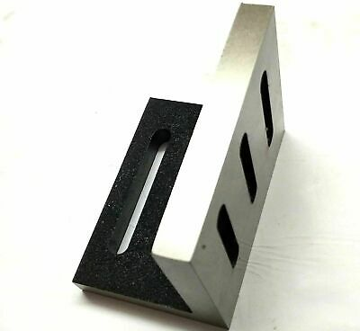 Caste Iron Slotted Angle Plate All Size Stress Relieved Machine Tools • 26.56£