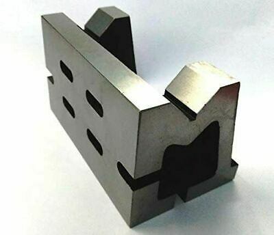 Graded Caste Iron Vee Angle Plate- Stress Relived Work Hold Machine Tools • 155.86£