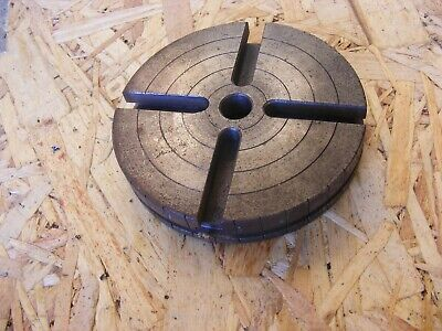 100mm - 4   Rotary Table • 10£
