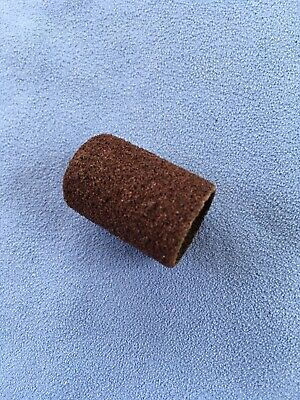 30 X PFERD Cylindrical POLICAPS Abrasive Caps 60 Grit • 19.99£