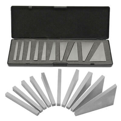 Angle Blocks 1 Dec To 30 Dec 10 Pcs Hardened And Ground 1/4  X 3  Thick Plate • 76.96£