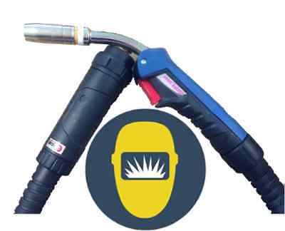 BINZEL MB25 MIG TORCH 3, 4 & 5 Mtr Available • 70£