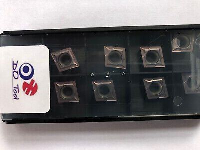 CCMT 09T304 CARBIDE TURNING INSERTS (Read Description For My Quality Guarantee) • 12.95£