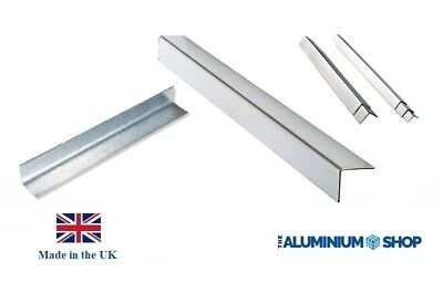 Galvanised Steel Angle Sections 37mm X 37mm And 25mm X 25mm And 50mm X 50mm • 10.50£