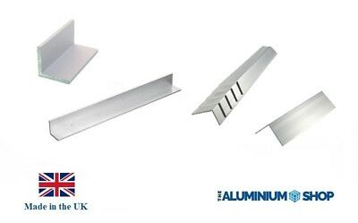 Aluminium Angle - Multi Listing - All Sizes And Lengths • 5.99£