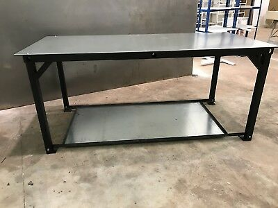 Fabric / Material Cutting Tables, Workshop Table Custom Made With Many Options • 400£
