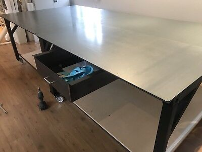 Sewing Material Fabric Cutting Work Table Only. 1.5m X 1m Special Offer 10 Left • 350£