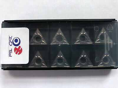 TCMT 16T304 CARBIDE TURNING INSERTS (Read Description For My Quality Guarantee) • 16.95£