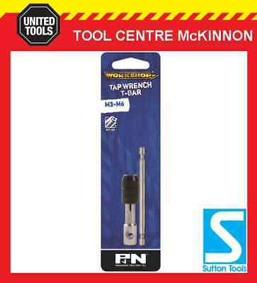 P&n By Sutton Tools Tap Wrench – T Handle Bar Type For M3 – M6 Taps • 9.92£