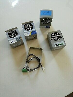 3 Inch Ionizing Blowers, Simco And Mks,   4 In Lot, Tested. • 81.64£
