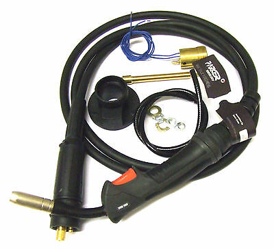 Mig Welding Euro Torch Conversion Kit & MB15 X 4M EuroTorch • 54£