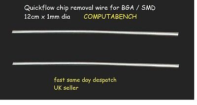 1x Chipflow Solder Stick (low Melting Point Soldering Aid) Remove Bga Ics Easily • 6.99£