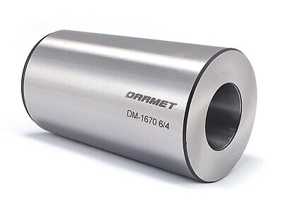Morse Taper Reduction Sleeve MS6/MS4 (DM-1670) • 23.27£