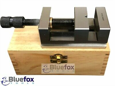 2-3/8  60mm TOOLMAKERS GRINDING VISE VICE PRECISION MACHINE VICE PREMIUM • 45£