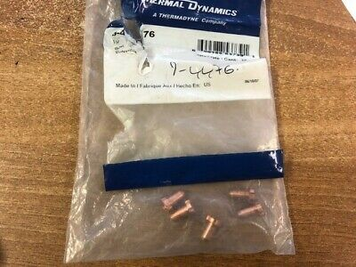 Thermal Dynamics 9-4476 Tips, 5 Pcs • 16£