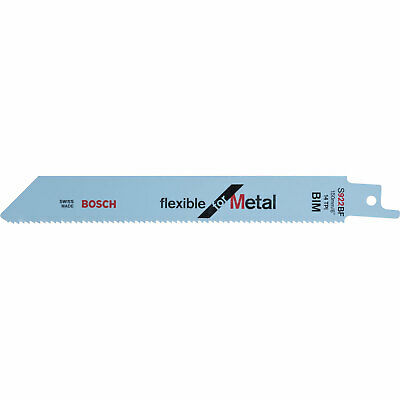 Bosch S922BF Metal Cutting Reciprocating Saw Blades Pack Of 25 • 57.95£