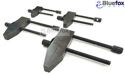 Toolmaker's Parallel Clamps 2  2.5  3  4  Set Vice Vise Tool Steel Diy Craft • 36.99£