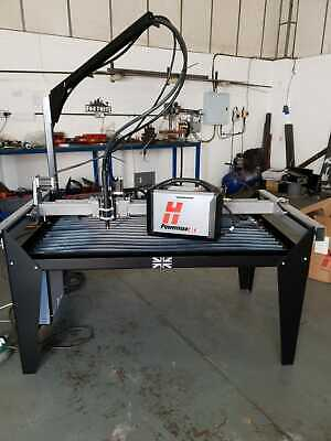 CNC PLASMA CUTTER 4X2 Ft 1 AVAILABLE TAKES HYPERTHERM-PARWELD-THERMAL DYNAMICS • 3,400£