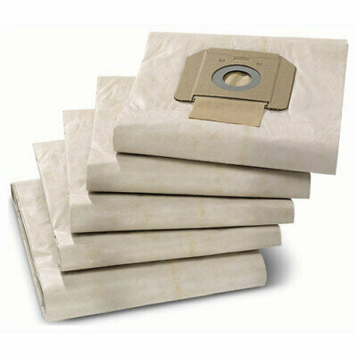 Karcher M Class Paper Filter Dust Bags For NT 48/1, 65/2 And 70/2 Vacuum Cleaner • 42.95£