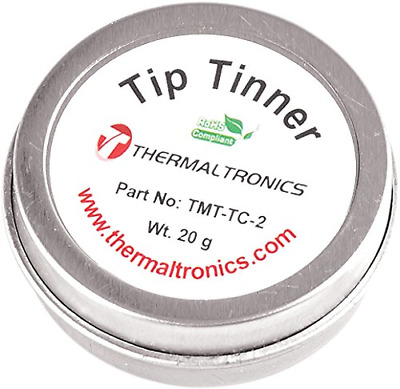 Thermaltronics TMT-TC-2 Lead Free Tip Tinner 20g In 0.8oz Container By • 8.43£