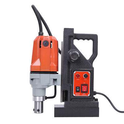MD40 Electric Magnetic Drill Press40mm Boring 2700LBS Magnet Force Drilling Sale • 198.16£