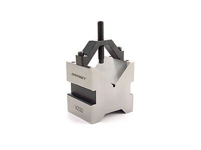 V-Block With A Stirrup Clamp 35MM VZ50B Wokholding Clamping Tool • 29.96£