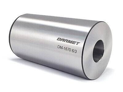 Morse Taper Reduction Sleeve MS6/MS3 (DM-1670) • 23.27£