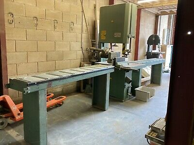 WADKIN BURSGREEN - Power Assisted Resaw With Table • 5,000£