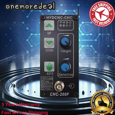 CHC-200F CNC Torch Height Control THC Torch Height Controller For Cut Machines • 192.67£