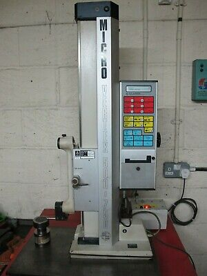 Micro Vertex 500-750 Measuring Inspection System  With Tooling  • 750£