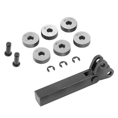 Efficient Rust Protection Knurling Set Made Of Non-slip Knurling Tool Made Of • 21.71£