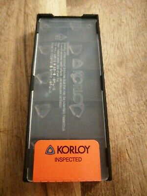 Carbide Milling Inserts Kolroy PC3600 (10 Off)  • 50£