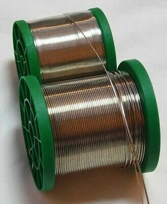 Supreme Quality 99C Solder Wire1.2 And 0.7mm For Top Quality Lead Free Soldering • 7.99£